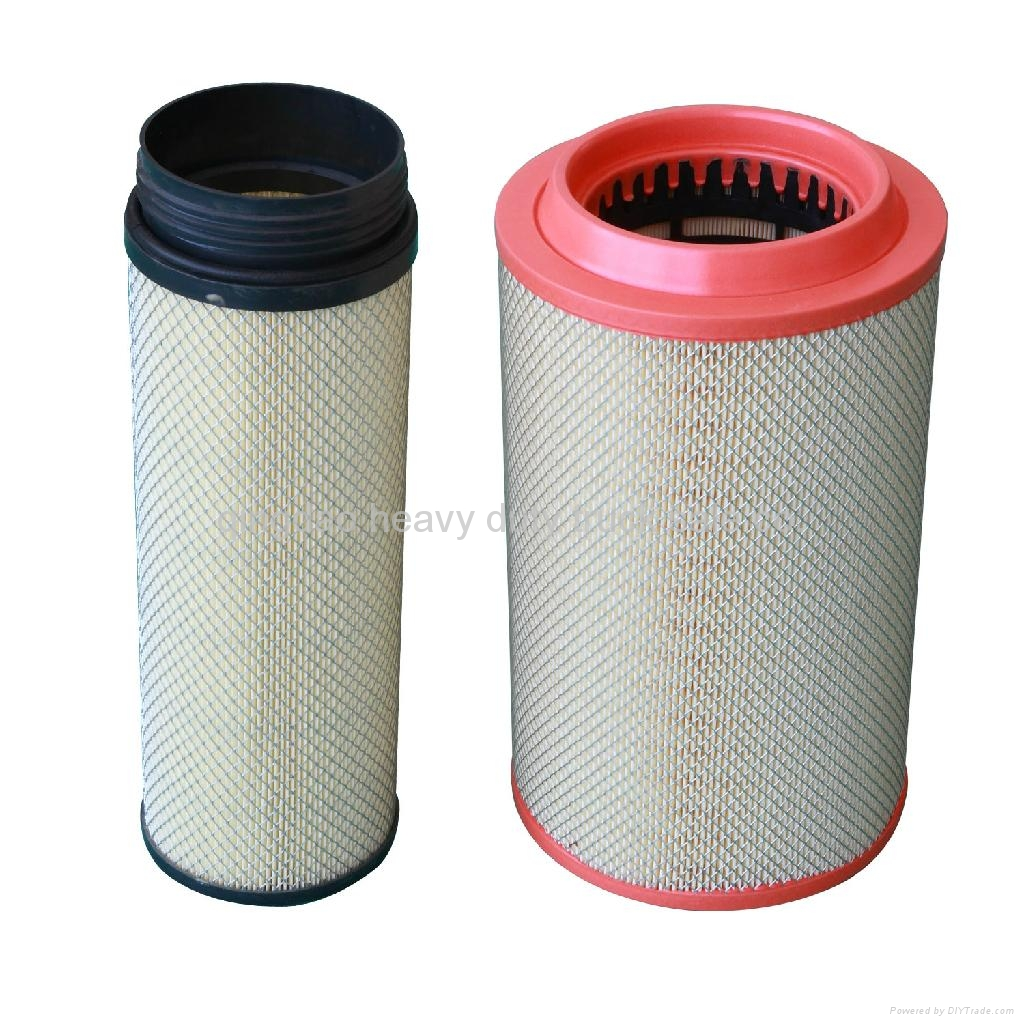 howo truck part KW-2337PU AIR FILTERS 1