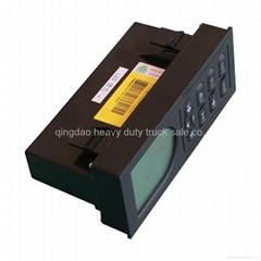 auto parts WG1630840322 AIR CONDITIONING CONTROL UNIT