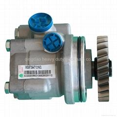 auto parts WG9725471216 STEERING PUMP