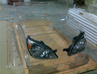上海豫亚亚克力鱼缸 1
