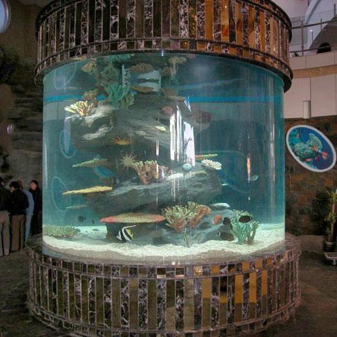 上海豫亚专业亚克力鱼缸 1