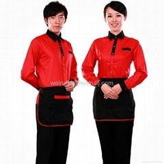 Restaurant waiter&waitress uniform