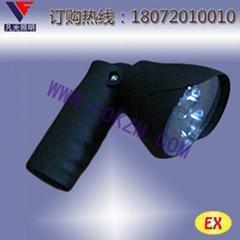 JW7400多功能磁力強光防爆燈