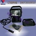 T5180智能遥控车载探照灯