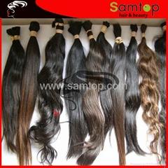 5A Top quality 100% virgin Brazilian Hair