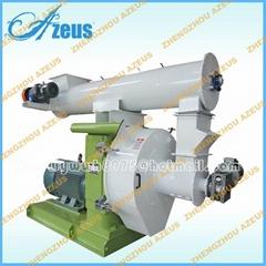 big capacity ring die wood pellet machine(SZLH series)