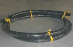 High Abrasion Resistant EPDM Flexible Ceramic Hose