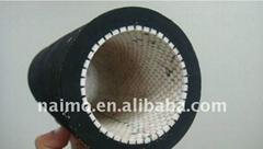 Ultrastrong Wear Resistant Ceramic Lining EPDM Rubber Hose