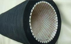 Wear Resistant 92% Alumina Ceramic Hose