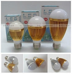 E27/E14 AC85-265V Cheap Led globe bulb