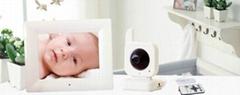 8''LCD Digital Wireless Baby Monitor