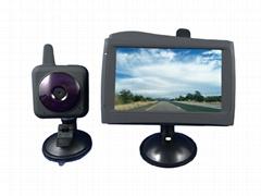 2.4G Wireless Car baby monitor