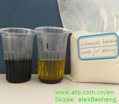 Highly Active Bleaching Earth for Refining Edible Oils