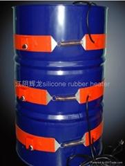 硅橡膠油桶帶