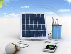 5w多功能太阳能小系统