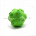 橡胶发声卫星球 3