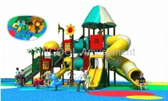 Plastic Toy Outdoor Playground