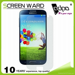 Ultra Clear Shield Screen Protector for Samsung Galaxy S4