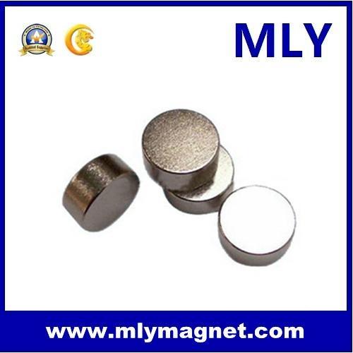 sintered rare earth ring NdFeB speaker magnet 1