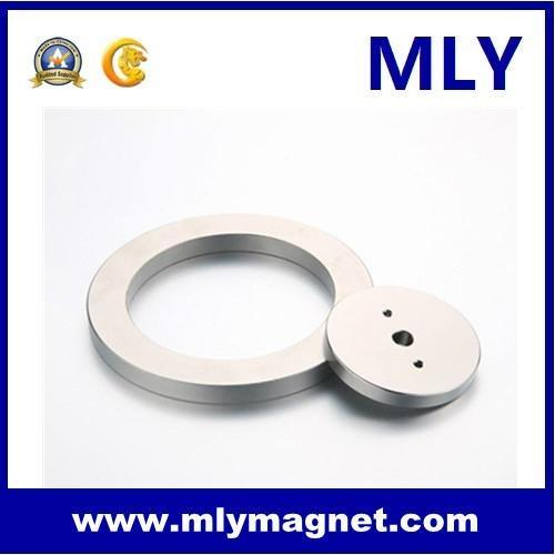 sintered rare earth ring NdFeB speaker magnet 2