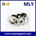 sintered rare earth ring NdFeB speaker magnet 3
