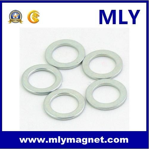 sintered rare earth ring NdFeB speaker magnet 4
