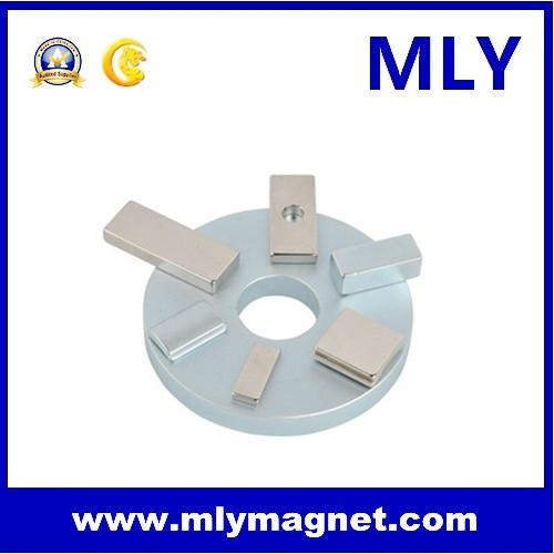 Strong Permanent Neodymium (NdFeB) Ring Magnet 3