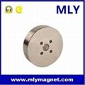 Strong Permanent Neodymium (NdFeB) Ring Magnet 5