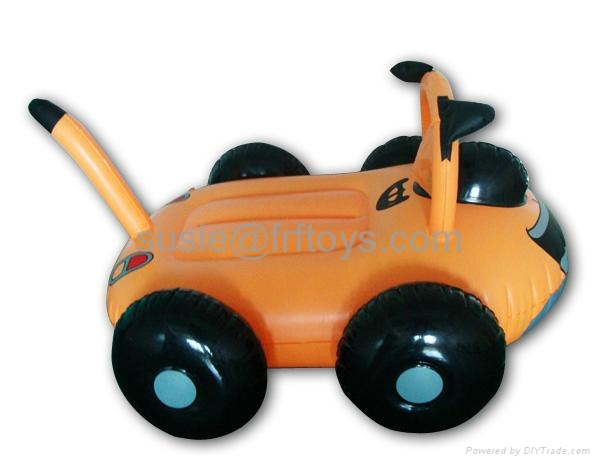 inflatable car toy 1