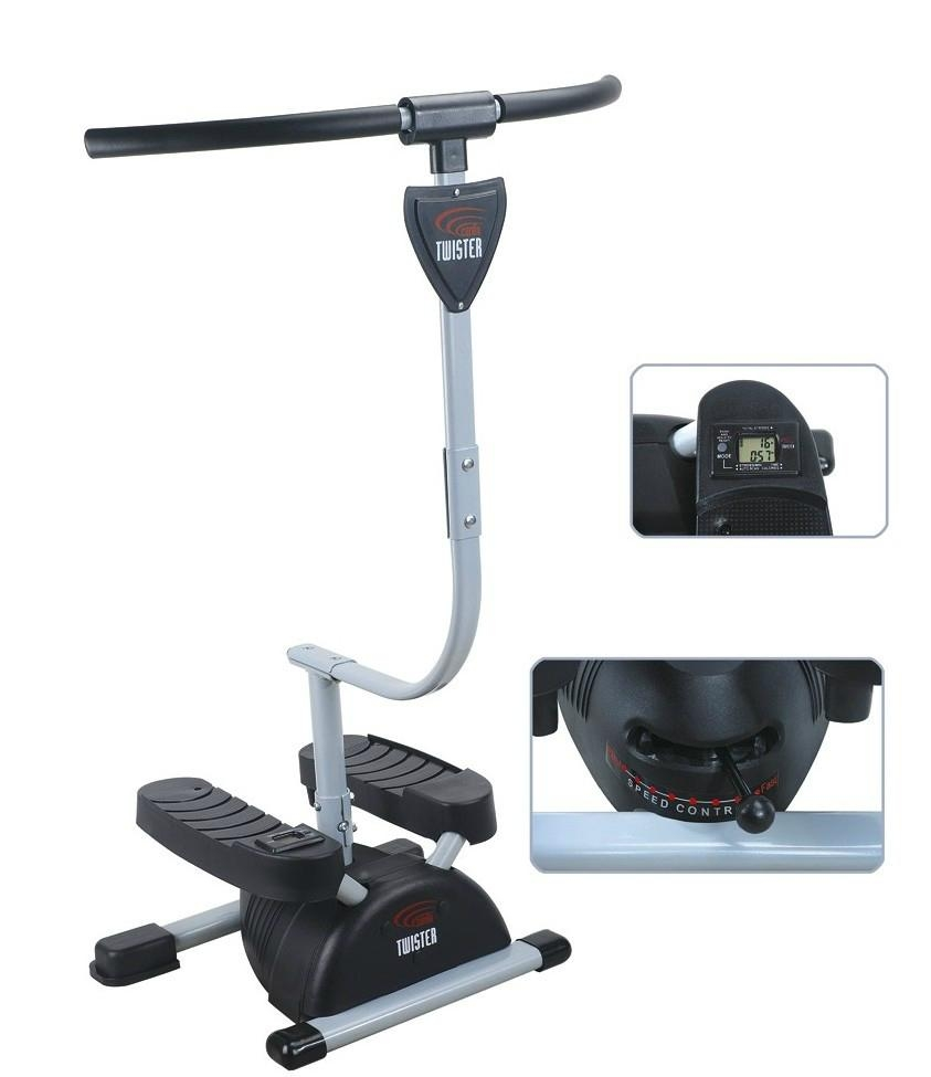 Cardio Twister Stepper With Handles Hj 841 Huajia Or