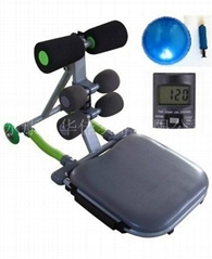 Supply 2013 abdominal trainer TOTAL CORE with 4 springs