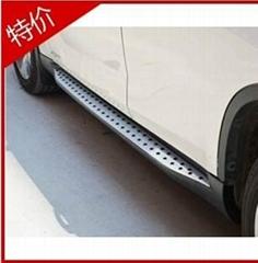 寶馬X1踏板專用改裝汽車用品裝飾汽車配件