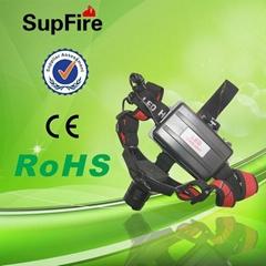 Supfire No. 5 CREE Q5 Headlight