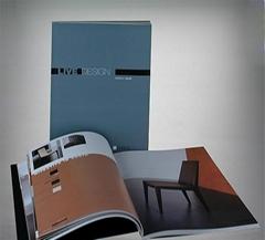 Softcover catalog