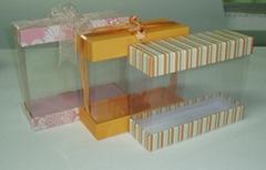Transparent Plastic Gift Box