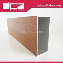 high quality aluminum extrusion square tubes&aluminium pipes