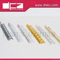 aluminium round edge trims& profiles