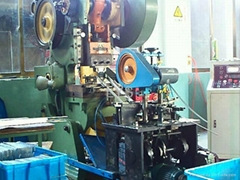 Automatic ferrule machine