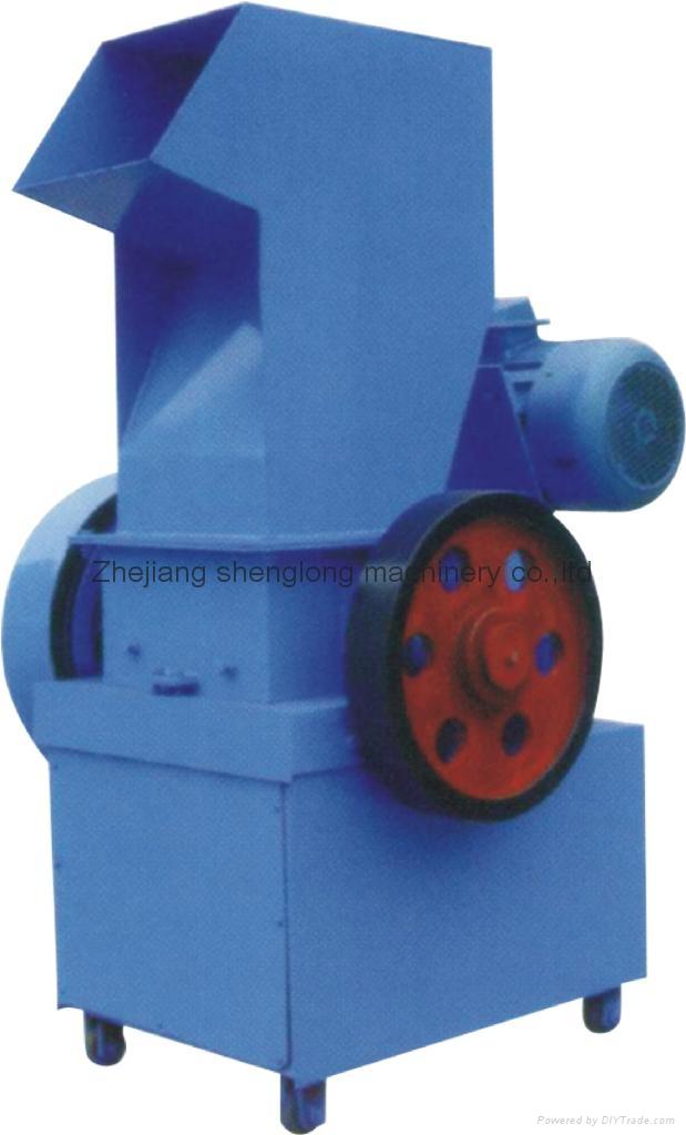 Plastic crusher (SL-300) 1