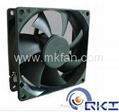 MT 80*80*15mm dc axial fan 12v ventilator