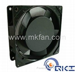 MT 80*80*25mm industrial exhaust fan ac axial fan