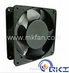 MT 120*120*38mm machinery ventilating fan ac cooling fan