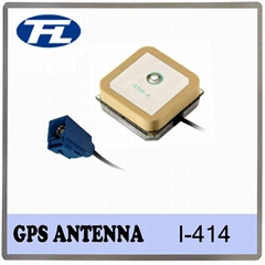 27*27*9mm GPS Patch Antenna with Fakra connector