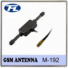 SMB female connector at GSM antenna adhesive base omni-directional
