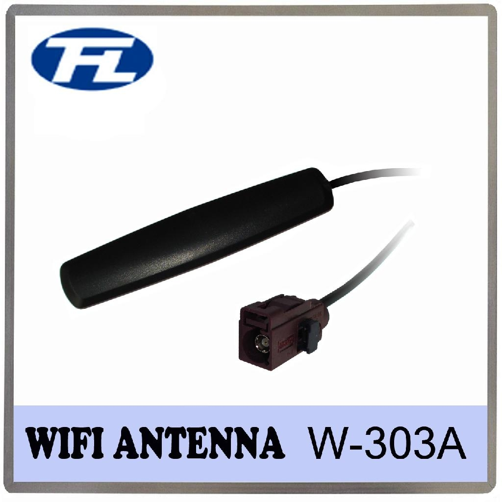 Right Angle Booster : Mmcx right angle male connector wifi antenna signal