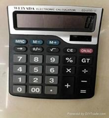 12 digit calculator CT-837C