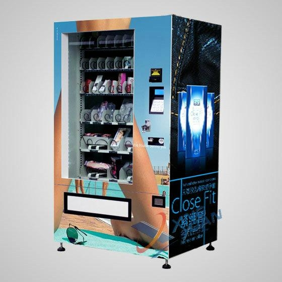 XY-DRE-10B Sexual health products vending machine 1