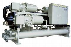 Industrial Screw  Cooling Equipment