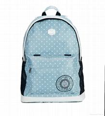 Medium Korean high school students backpack