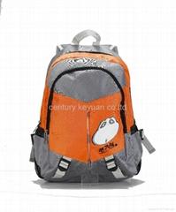 Orange Trumpet students backpack